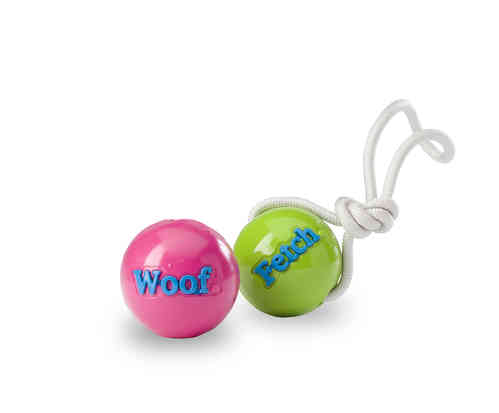 Orbee-Tuff® Fetch. Ball mit Kordel