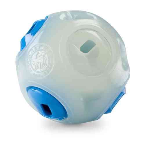 Orbee-Tuff® Glow-in-the-Dark Whistle Ball
